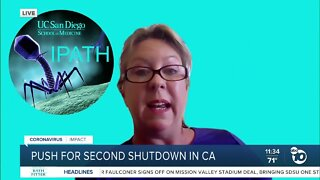 Local doctor speaks on push for another California shutdown