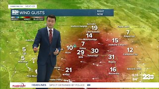 23ABC Evening weather update September 20, 2021