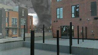 Tornado near my house