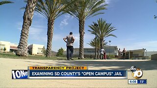 Innovative open jail design changes San Diego inmate experience