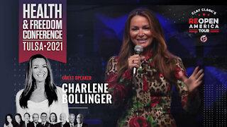 Charleen Bollinger   Health Freedom and Censorship 101