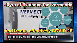 2021 SEP 12 The Evidence for Ivermectin And COVID-19