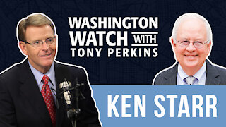 Ken Starr Discusses the State of Religious Freedom in America