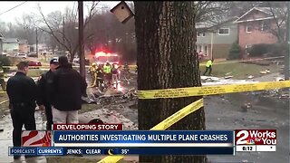 Authorities investigating multiple plane crashes