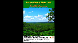 Brown County State Park History - Podcast