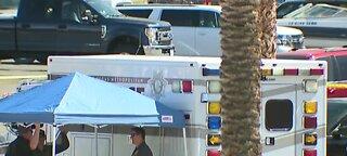 Man dead after being shot | Breaking news