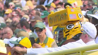 Packers shareholders gather at Lambeau Field for annual meeting