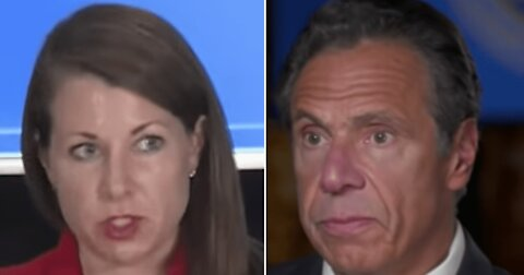 CUOMO IN HOT WATER OVER COVID NURSING HOME DEATHS