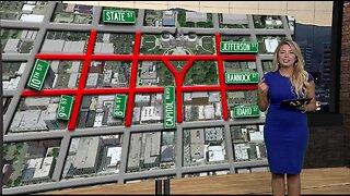 33rd annual Twilight Criterium road closures