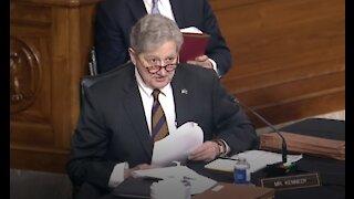 John Kennedy Presses Biden Noms On Qualified Immunity Opposition-1732