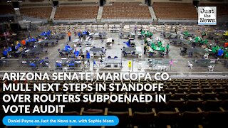 Arizona Senate, Maricopa Co. mull next steps in standoff over routers subpoenaed in vote audit