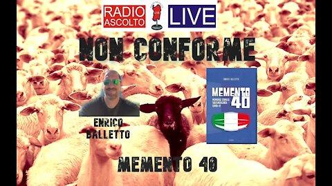 SDM Non Conforme _ Memento 40 - Enrico Balletto