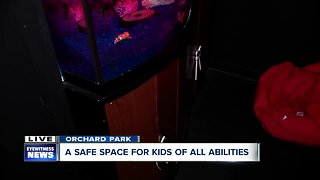 A safe space for kids with Autism or other special needs
