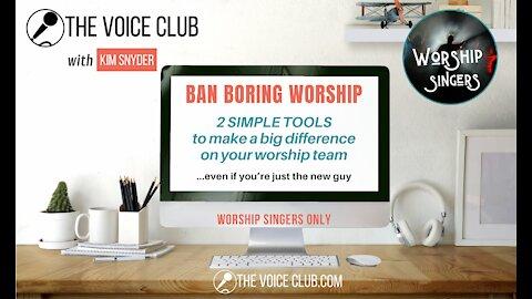 """Ban Boring Worship-2 pro tools to create dynamic worship + """"What a Beautiful Name"""" walkthrough"""