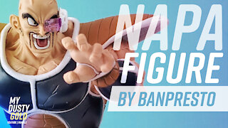 Nappa Figure - Banpresto Dragon Ball Z SCulture Big Budoukai 5 Volume 3