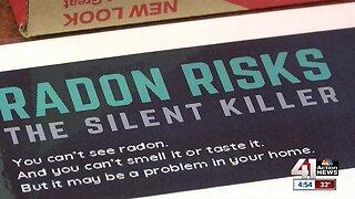 Kansas warning homeowners about radon in homes