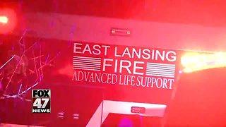 East Lansing house fire