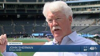Royals owner John Sherman: 'Baseball's not going anywhere'