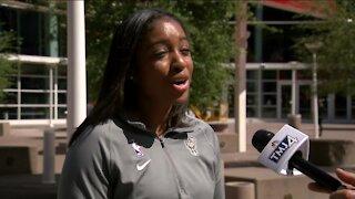 Milwaukee Bucks sideline reporter heading to Olympics