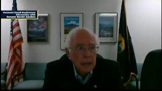Bernie: Biden's American Rescue Plan Didn't Go Far Enough