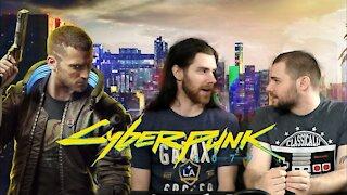 Cyberpunk 2077 Night City Wire -Gaming Wednesday's-