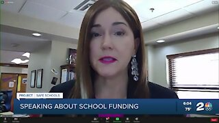 TPS superintendent speaks out about school funding