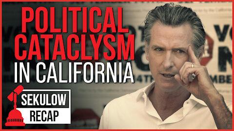 Political Cataclysm in California