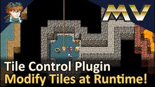 Tile Control Plugin! RPG Maker MV