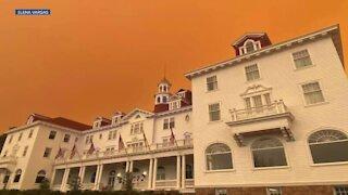 Stanley Hotel hosts hundreds of firefighters battling wildfires