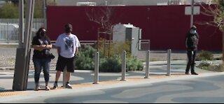 Las Vegas adds poetry on sidewalks in downtown