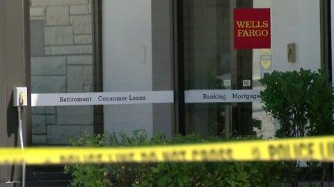Racine Wells Fargo Bank Robbery