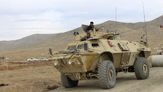 More Than 30 Killed In Suicide Bombings In Afghanistan