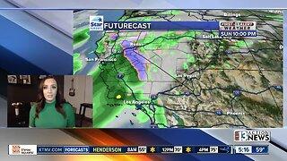 13 First Alert Las Vegas morning forecast | Apr. 5, 2020