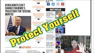 Emergency Part 3 | DC Martial Law | USA under Siege | Prepper Up | Ham