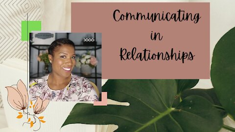 Communicating in Relationships, featuring Niki form 90 day detox from narcissism