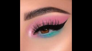 Beginners Eye Makeup Tutorial Using One Eyeshadow