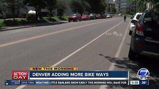 Denver adding more bikeways