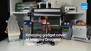 Wacky Imagine Dragons Cover