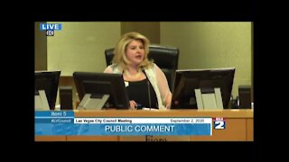 RAW: Michele Fiore speaks out about COVID-19