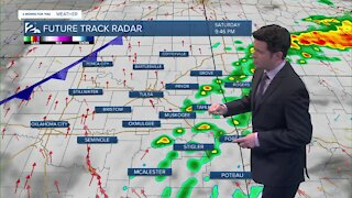 2 Works for You Saturday evening forecast
