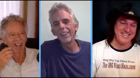 TheBigVirusHoax On OneRadioNetwork Talk Show - No Viruses, God-given Inalienable Rights, Law