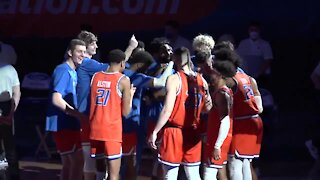 Boise State basketball returns home after a bump in the road