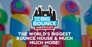 World's largest bounce house experience opens in North Las Vegas