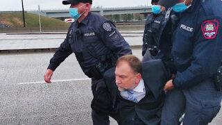 Canadian pastor Artur Pawlowski arrested for worshipping God
