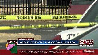 Group studying police bias in Tulsa