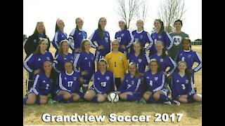 2017 Grandview JV Soccer Highlights