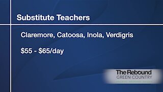 Who's Hiring: Substitute Teachers