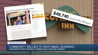 Customers come together to help Milford business survive the COVID-19 pandemic