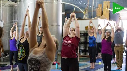 Harry Potter themed Yoga classes in Texas