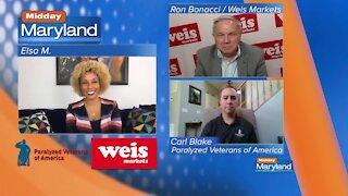 Weis Markets - Paralyzed Veterans of America